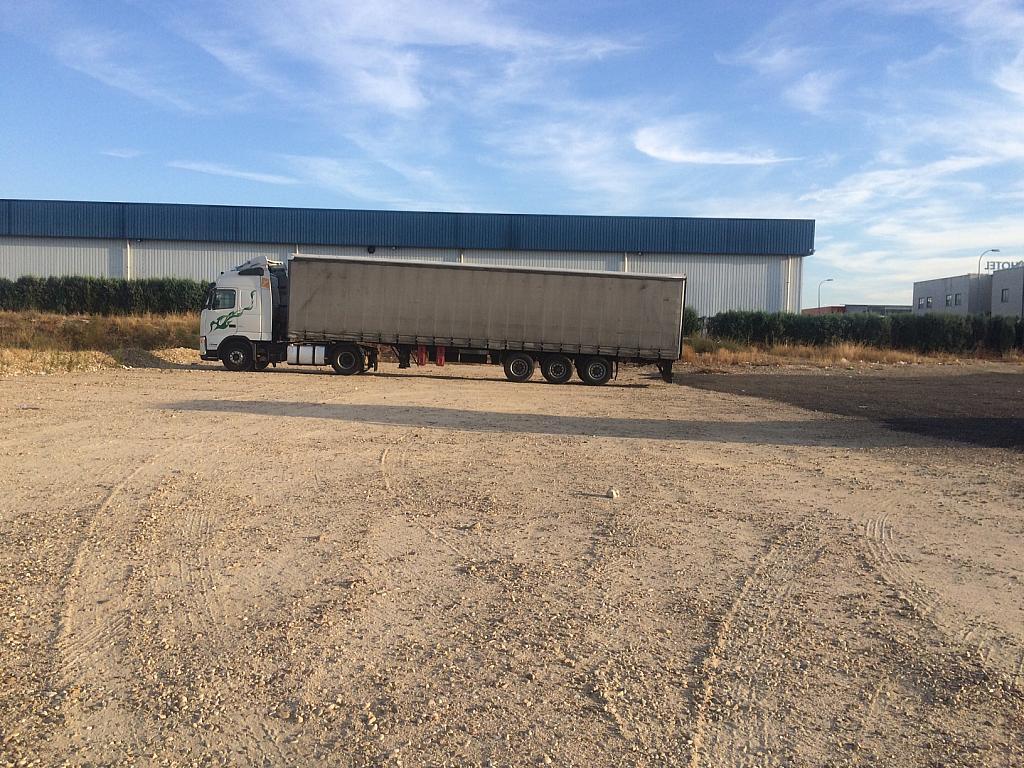Parking - Terreno en alquiler en carretera Velilla a Arganda, Velilla de San Antonio - 325281374