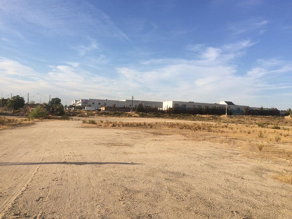 Parking - Terreno en alquiler en carretera Velilla a Arganda, Velilla de San Antonio - 325281408