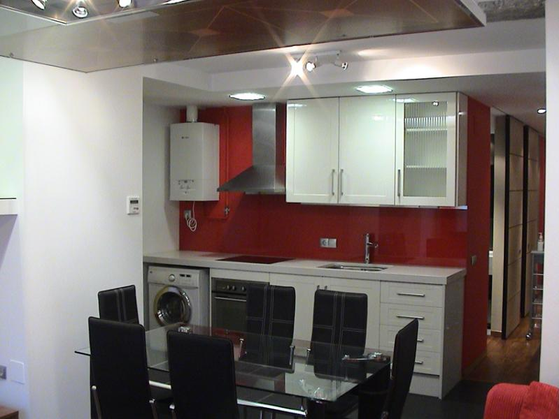 Cocina - Piso en alquiler en calle Duque de Calabria, Russafa en Valencia - 116828709