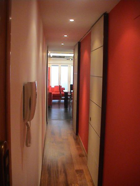 Pasillo - Piso en alquiler en calle Duque de Calabria, Russafa en Valencia - 116828712