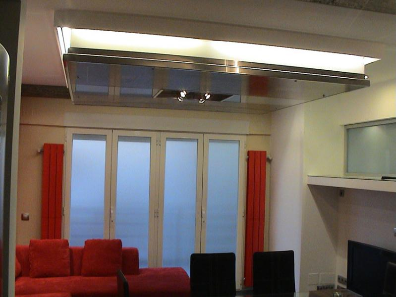 Salón - Piso en alquiler en calle Duque de Calabria, Russafa en Valencia - 116828730