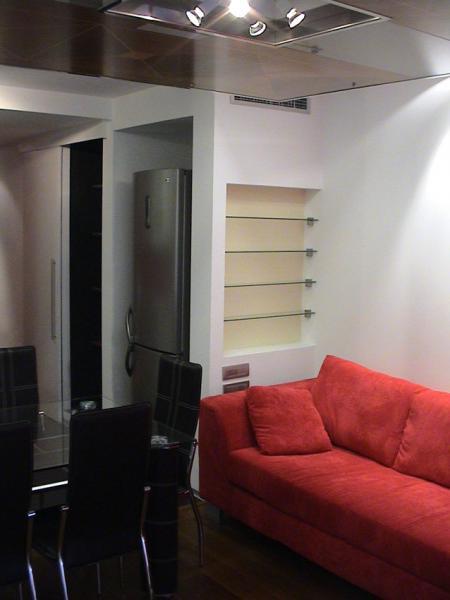 Salón - Piso en alquiler en calle Duque de Calabria, Russafa en Valencia - 116828734