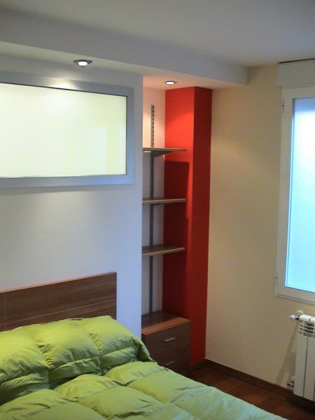 Dormitorio - Piso en alquiler en calle Duque de Calabria, Russafa en Valencia - 116828735