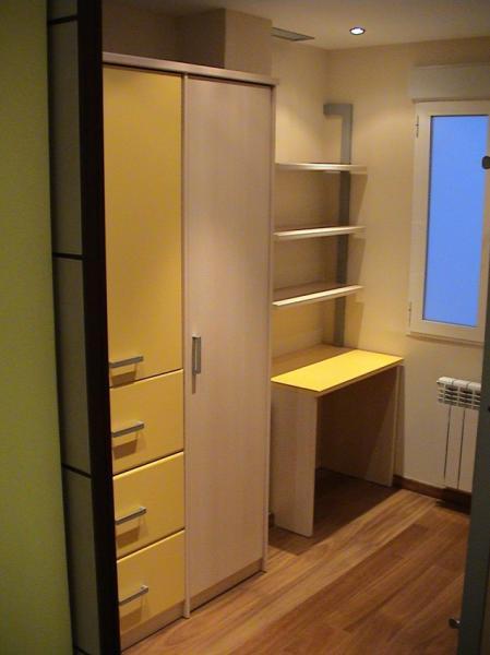 Dormitorio - Piso en alquiler en calle Duque de Calabria, Russafa en Valencia - 116828736