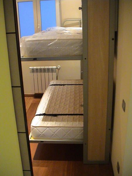 Dormitorio - Piso en alquiler en calle Duque de Calabria, Russafa en Valencia - 116828738