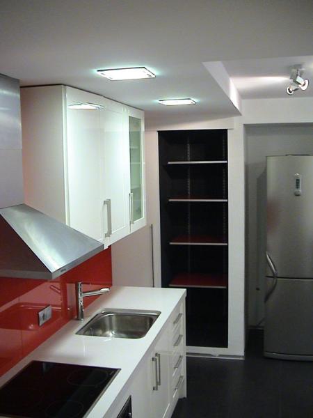 Cocina - Piso en alquiler en calle Duque de Calabria, Russafa en Valencia - 116828739