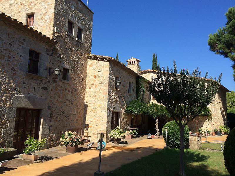 Fachada - Restaurante en alquiler en barrio , Santa Cristina d´Aro - 156257122