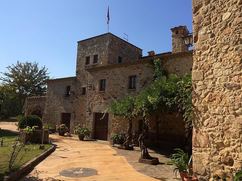 Fachada - Restaurante en alquiler en barrio , Santa Cristina d´Aro - 156257434