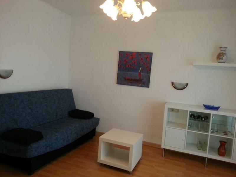 Salón - Apartamento en alquiler de temporada en calle Cadaques, Llançà - 117321306