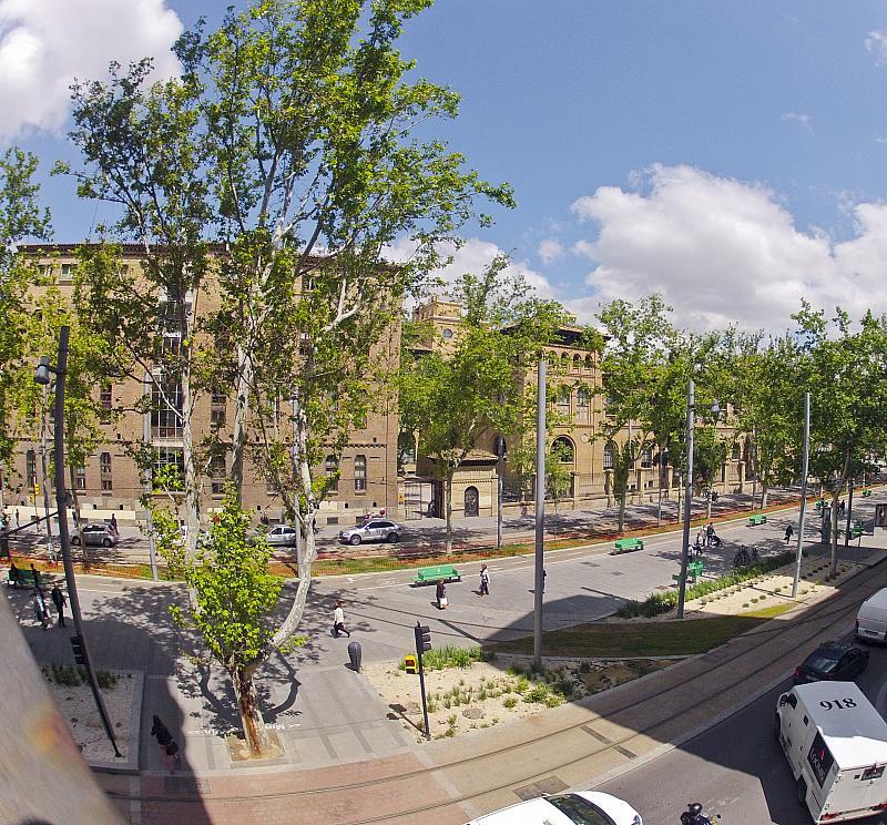 Vistas - Despacho en alquiler en calle Gran Via, Paseo Sagasta en Zaragoza - 266248111