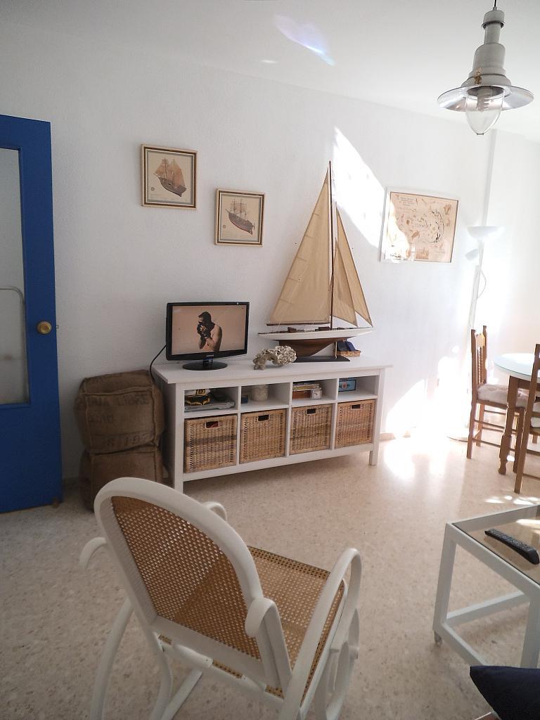 Salón - Piso en alquiler en calle Las Piletas, Las Piletas en Sanlúcar de Barrameda - 149185090