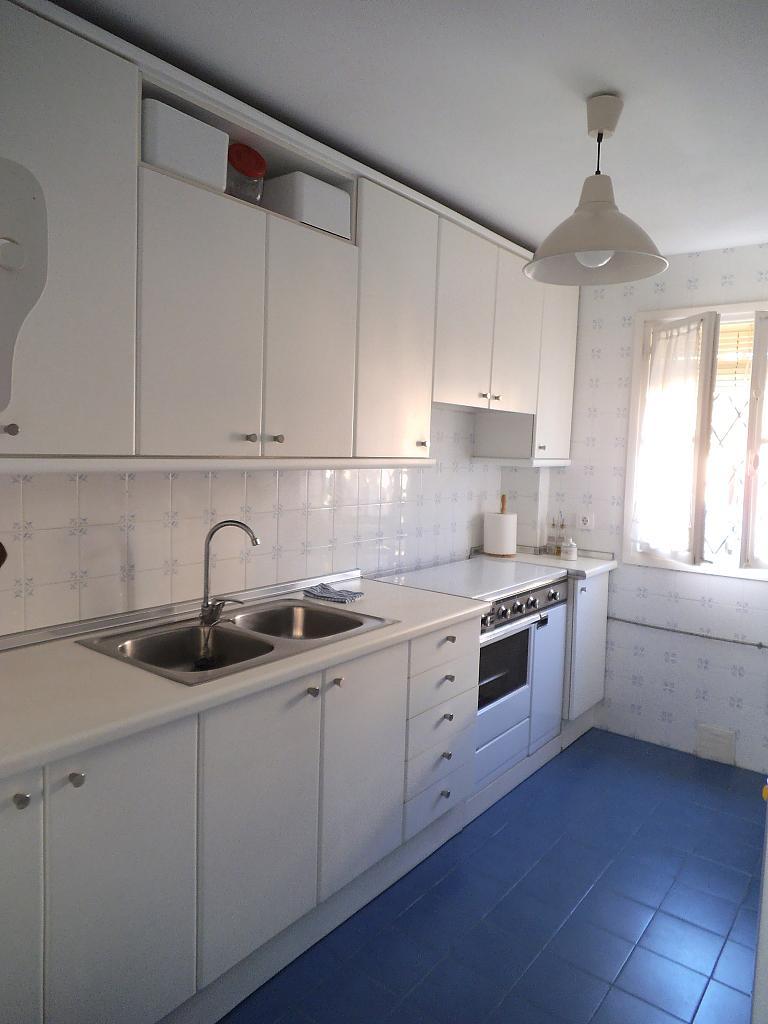 Cocina - Piso en alquiler en calle Las Piletas, Las Piletas en Sanlúcar de Barrameda - 149185135