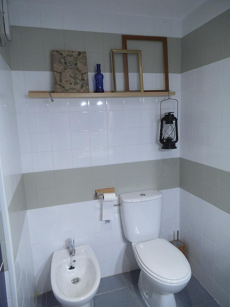 Baño - Piso en alquiler en calle Las Piletas, Las Piletas en Sanlúcar de Barrameda - 149185228