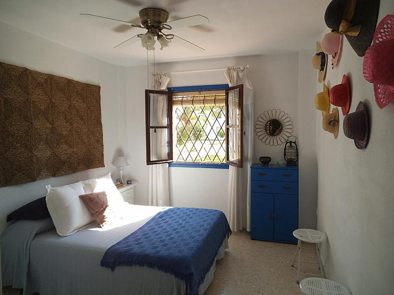 Dormitorio - Piso en alquiler en calle Las Piletas, Las Piletas en Sanlúcar de Barrameda - 149185275