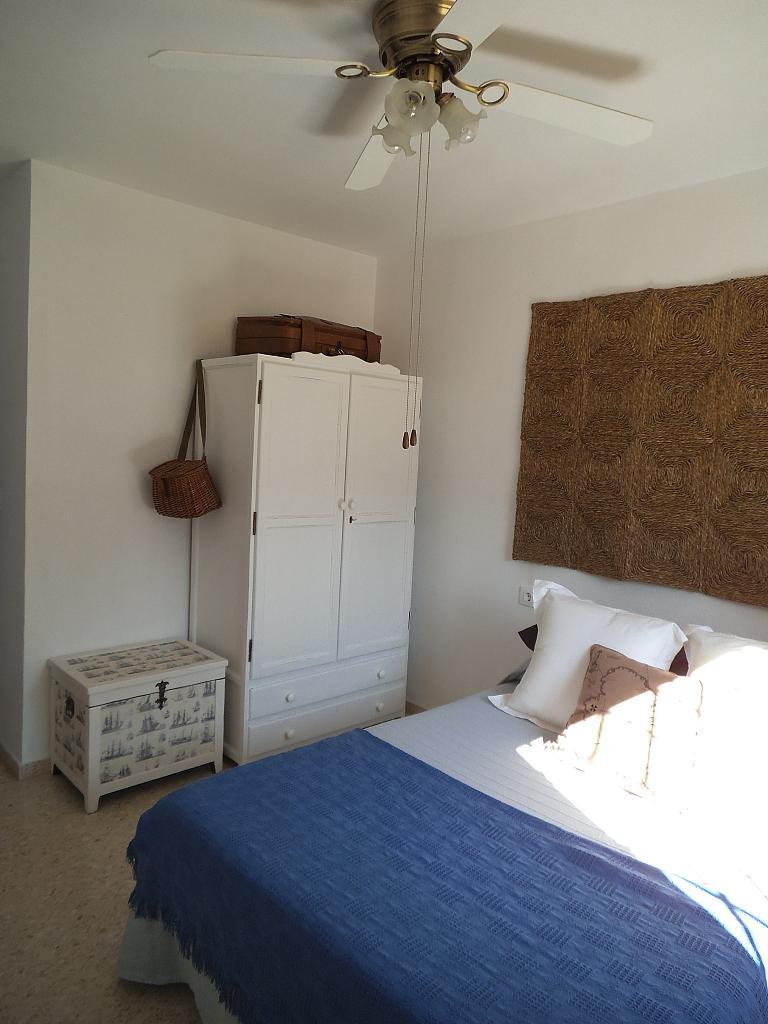 Dormitorio - Piso en alquiler en calle Las Piletas, Las Piletas en Sanlúcar de Barrameda - 149185329