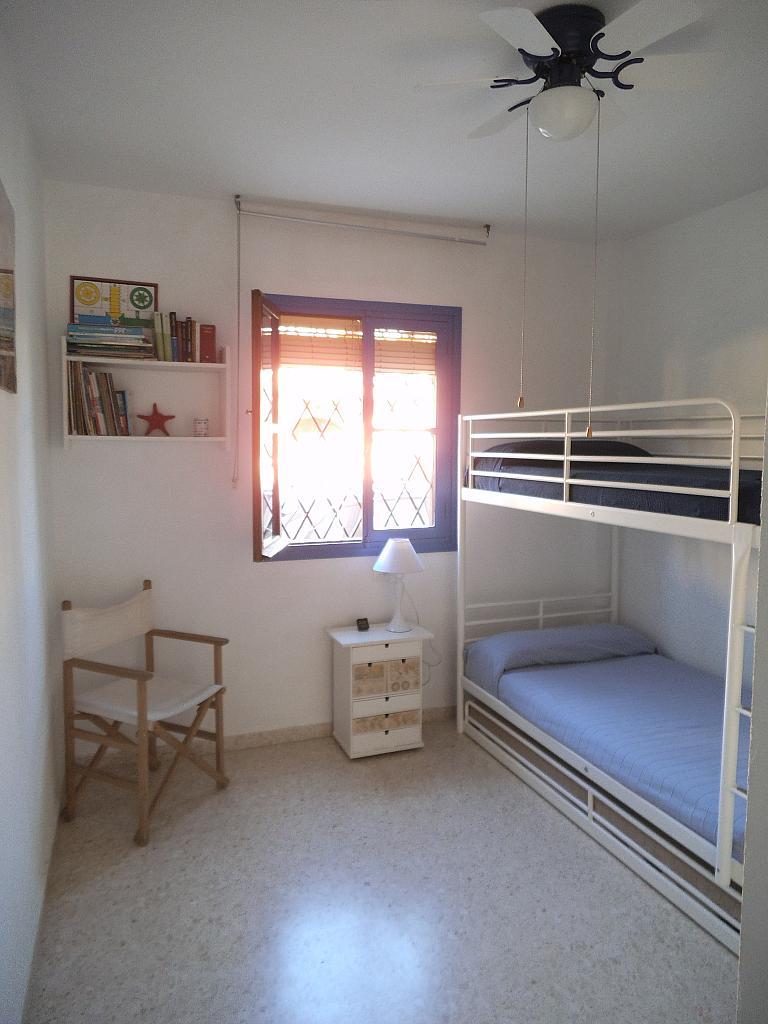Dormitorio - Piso en alquiler en calle Las Piletas, Las Piletas en Sanlúcar de Barrameda - 149185380