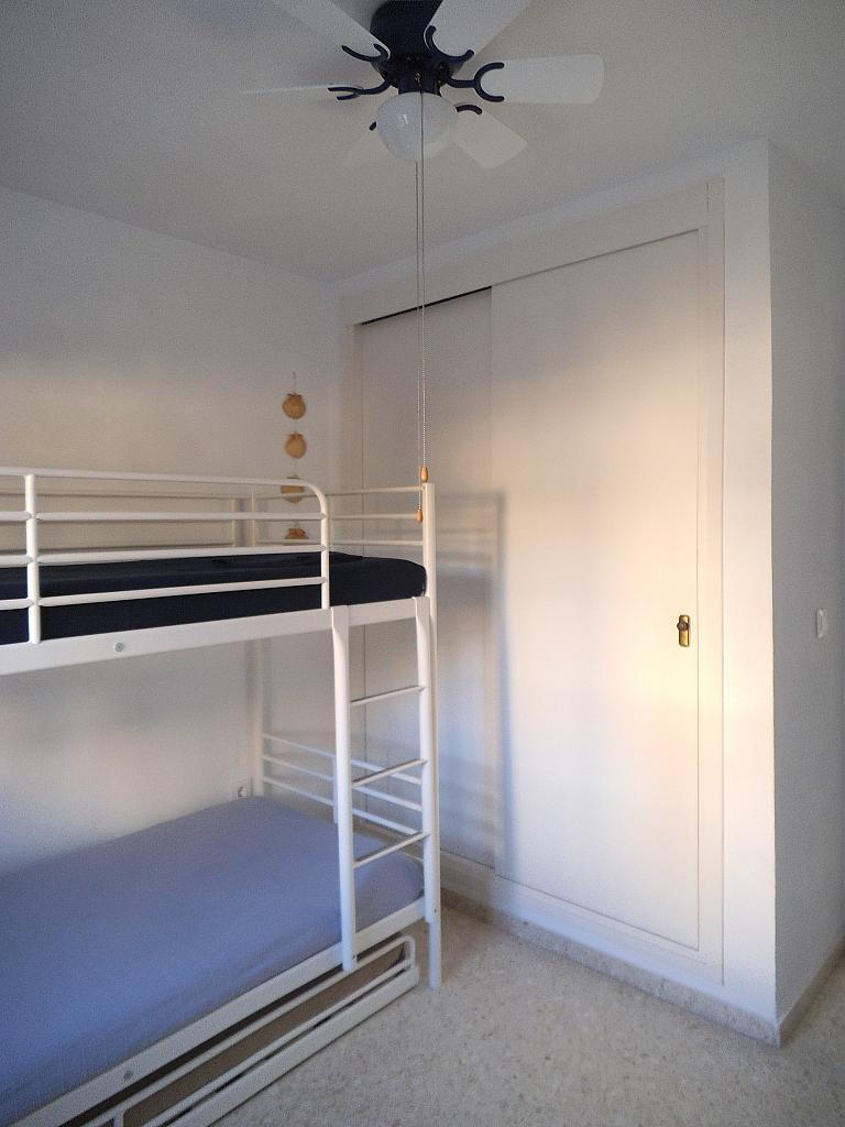 Dormitorio - Piso en alquiler en calle Las Piletas, Las Piletas en Sanlúcar de Barrameda - 149185389