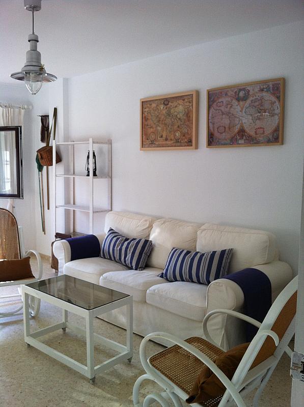 Salón - Piso en alquiler en calle Las Piletas, Las Piletas en Sanlúcar de Barrameda - 292037832