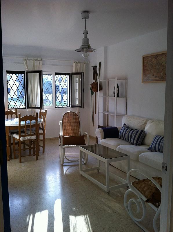 Salón - Piso en alquiler en calle Las Piletas, Las Piletas en Sanlúcar de Barrameda - 292037835