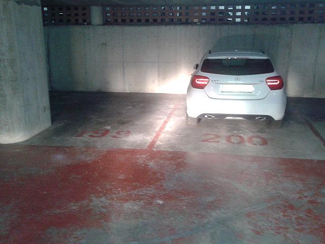 Parking - Parking en alquiler en calle Joan Oliver, La Vila Olímpica en Barcelona - 317587445