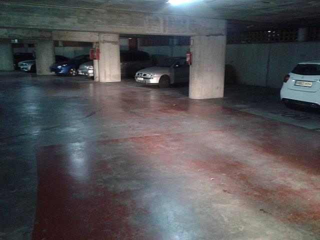 Pasillo - Parking en alquiler en calle Joan Oliver, La Vila Olímpica en Barcelona - 317587493