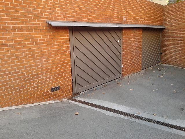 Fachada - Parking en alquiler en calle Joan Oliver, La Vila Olímpica en Barcelona - 317587545