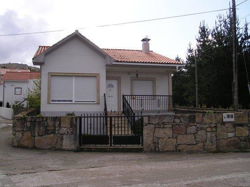 Fachada - Casa en alquiler de temporada en calle Quilmas, Carnota - 117840653
