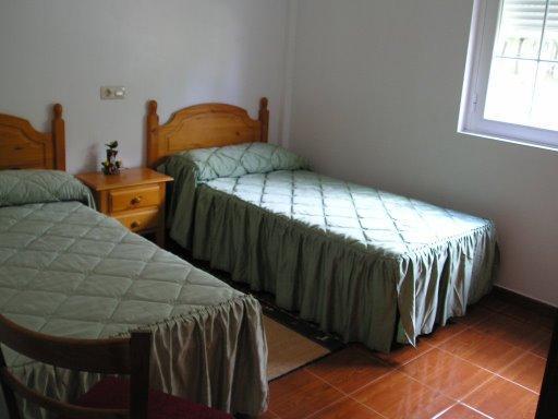 Dormitorio - Casa en alquiler de temporada en calle Quilmas, Carnota - 117840659