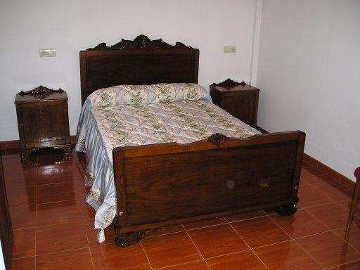 Dormitorio - Casa en alquiler de temporada en calle Quilmas, Carnota - 117840660