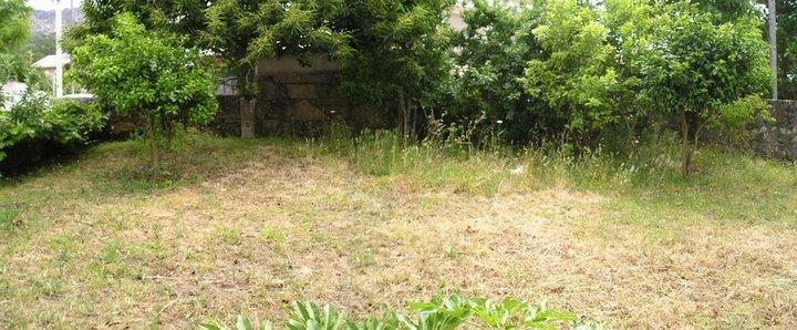 Jardín - Casa en alquiler de temporada en calle Quilmas, Carnota - 117840663