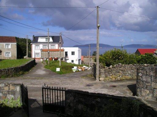 Vistas - Casa en alquiler de temporada en calle Quilmas, Carnota - 117840665