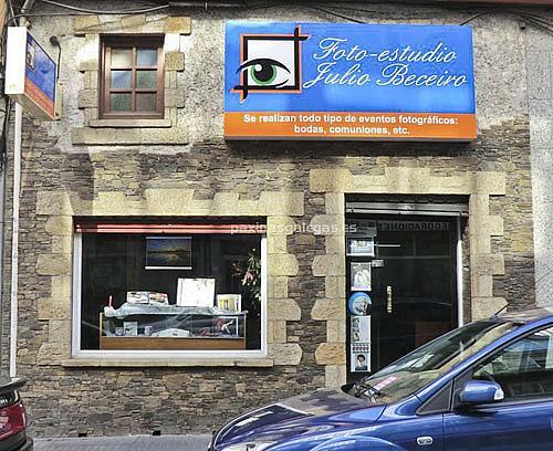 Fachada - Local comercial en alquiler en calle Corcubión, Agra del Orzan-Ventorrillo en Coruña (A) - 330780660