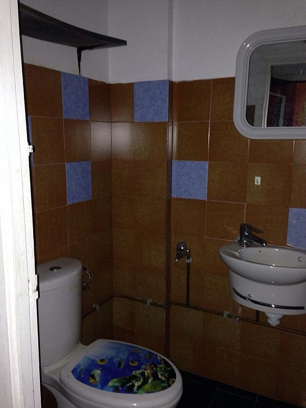 Baño - Local comercial en alquiler en calle Corcubión, Agra del Orzan-Ventorrillo en Coruña (A) - 330780672