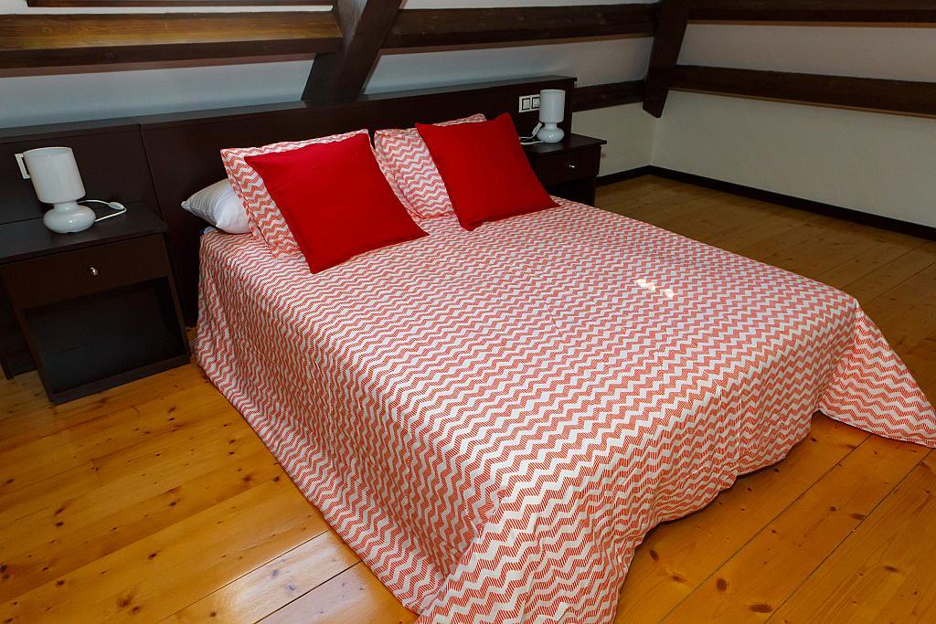 Dormitorio - Apartamento en alquiler de temporada en plaza Pindo Sur, Carnota - 315663971