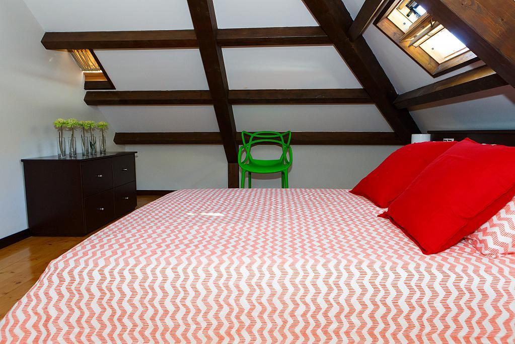 Dormitorio - Apartamento en alquiler de temporada en plaza Pindo Sur, Carnota - 315663977