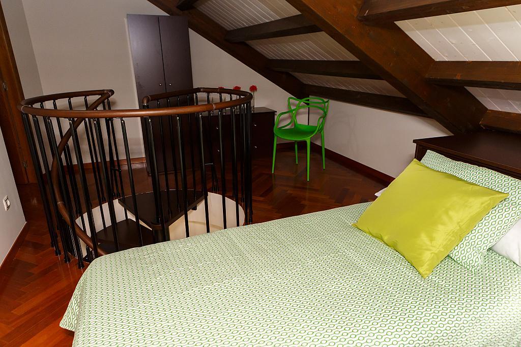 Dormitorio - Apartamento en alquiler de temporada en plaza Pindo Sur, Carnota - 315664016