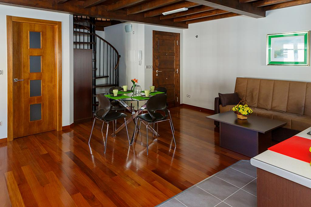 Detalles - Apartamento en alquiler de temporada en plaza Pindo Sur, Carnota - 315664026