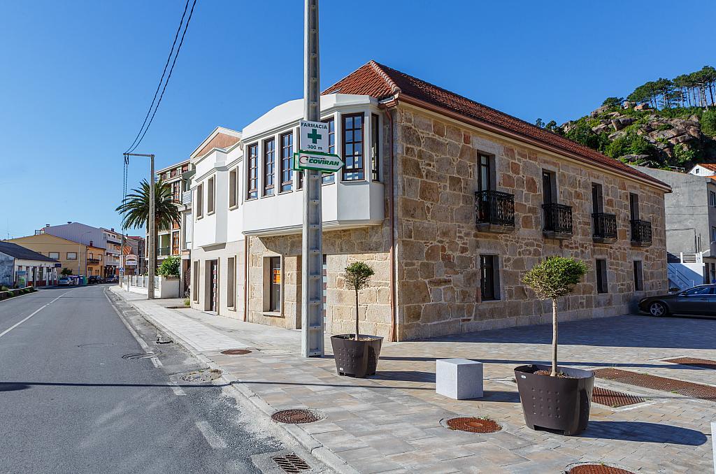 Fachada - Apartamento en alquiler de temporada en plaza Pindo Sur, Carnota - 315664074