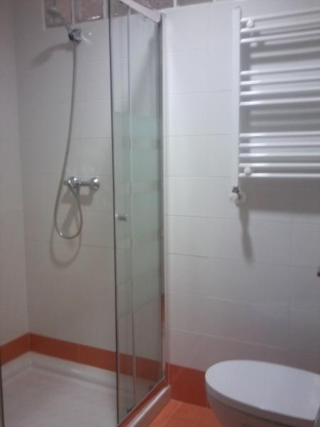 Baño - Piso en venta en calle Enrique Martínez, Centro en Gijón - 119091847