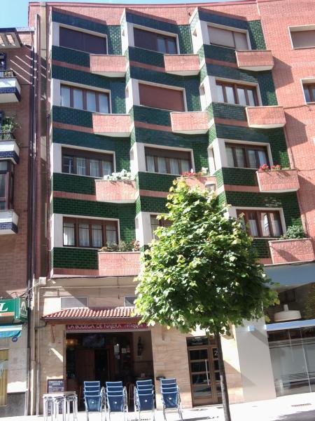 Fachada - Piso en venta en calle Enrique Martínez, Centro en Gijón - 119091883