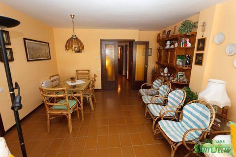 Comedor - Piso en alquiler de temporada en calle Joan Salvat Papasseit, Mas Mel en Calafell - 119150260