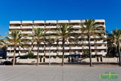 Fachada - Piso en alquiler de temporada en calle Joan Salvat Papasseit, Mas Mel en Calafell - 119150261
