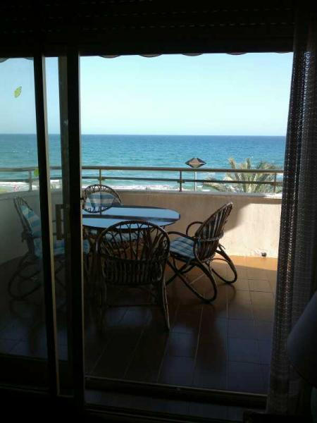 Terraza - Piso en alquiler de temporada en calle Joan Salvat Papasseit, Mas Mel en Calafell - 119150263