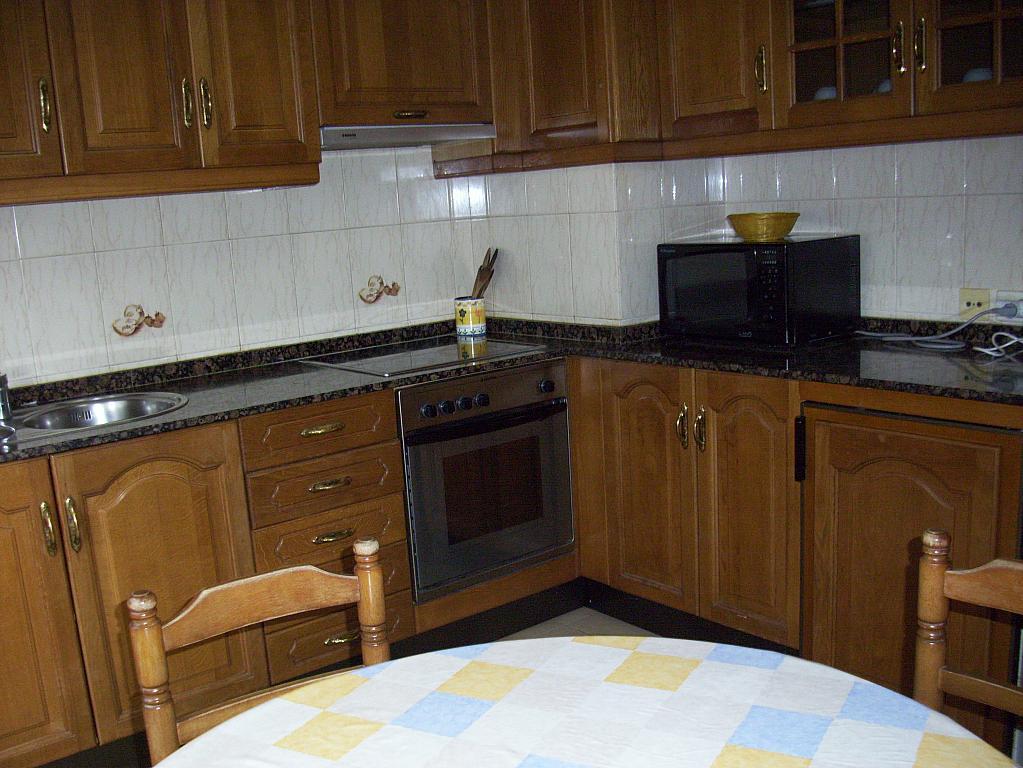 Cocina - Piso a compartir en calle Angel Rebollo, Monte Alto-Zalaeta-Atocha en Coruña (A) - 316048239