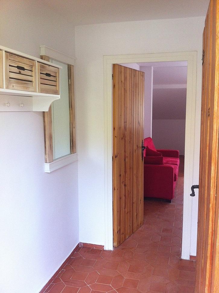 Vestíbulo - Apartamento en alquiler de temporada en edificio Riaño, Alcalá de la Selva - 134348197