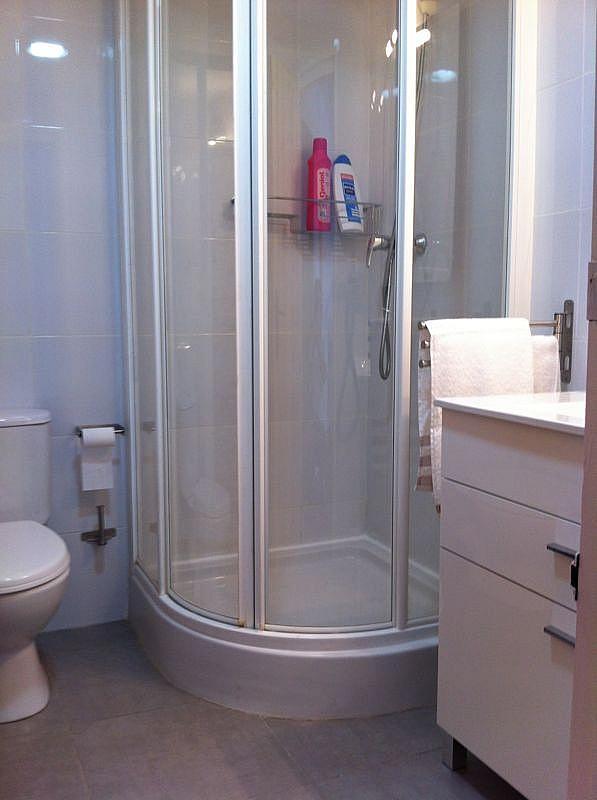 Baño - Apartamento en alquiler de temporada en edificio Riaño, Alcalá de la Selva - 134348299