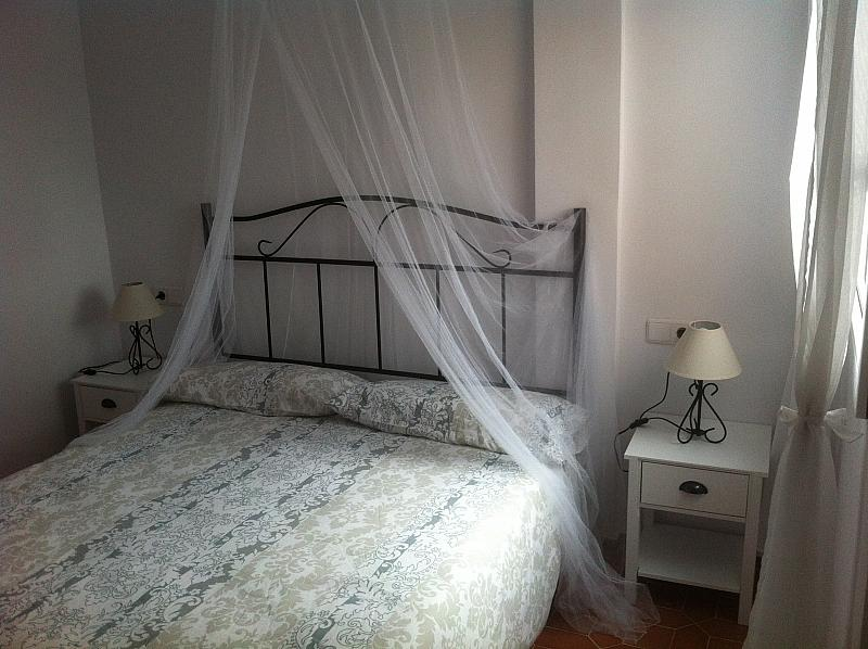 Dormitorio - Apartamento en alquiler de temporada en edificio Riaño, Alcalá de la Selva - 134348352