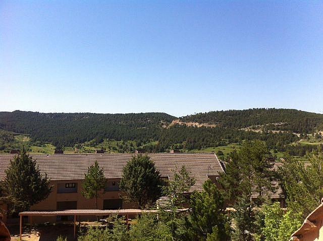 Vistas - Apartamento en alquiler de temporada en edificio Riaño, Alcalá de la Selva - 134348382