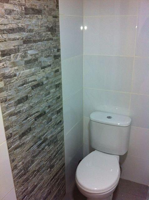 Baño - Apartamento en alquiler de temporada en edificio Riaño, Alcalá de la Selva - 134348435