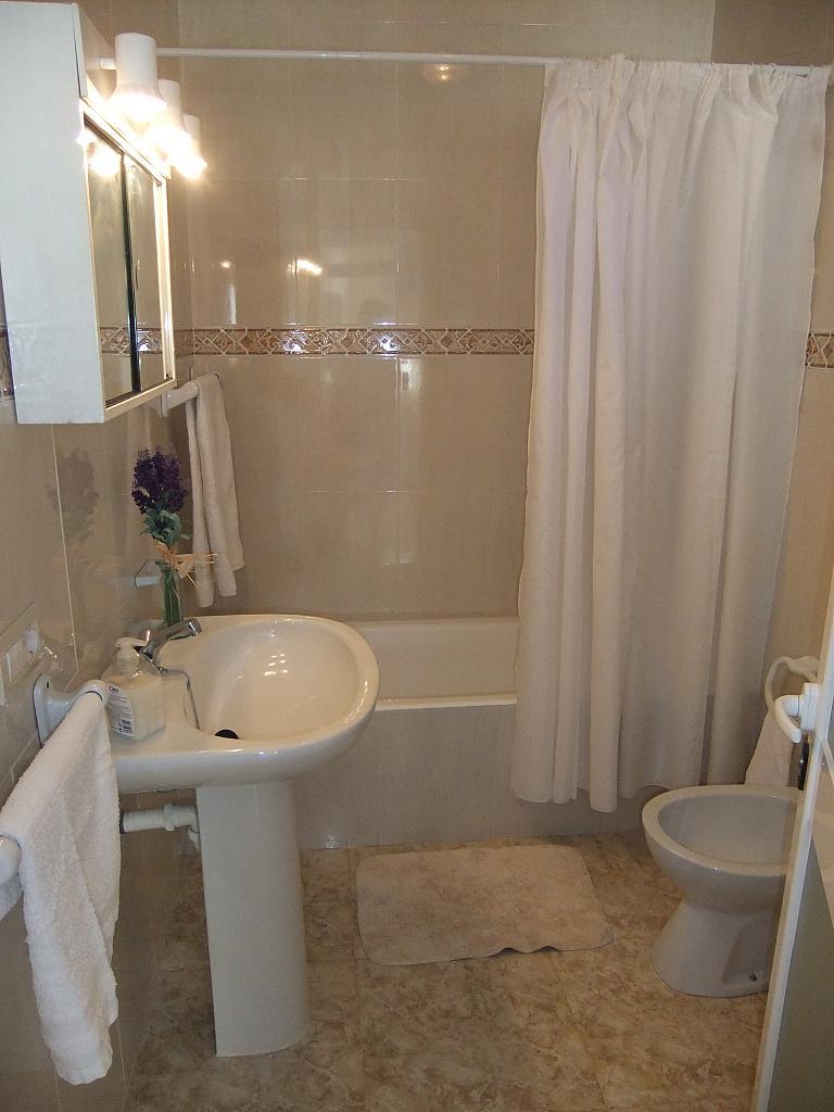 Baño - Casa en alquiler de temporada en calle Major, Ariany - 201918743